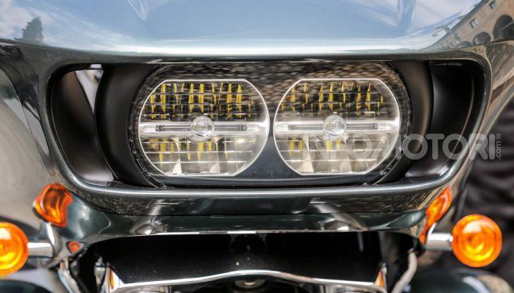Prova gamma Touring 2020 Harley-Davidson: tecnologia e tradizione! - Foto 72 di 84