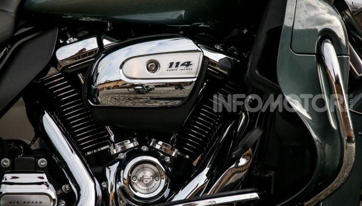 Prova gamma Touring 2020 Harley-Davidson: tecnologia e tradizione! - Foto 73 di 84