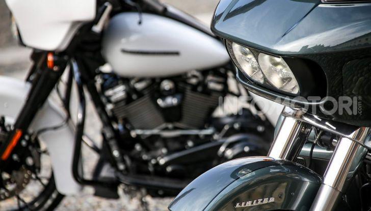 Prova gamma Touring 2020 Harley-Davidson: tecnologia e tradizione! - Foto 74 di 84