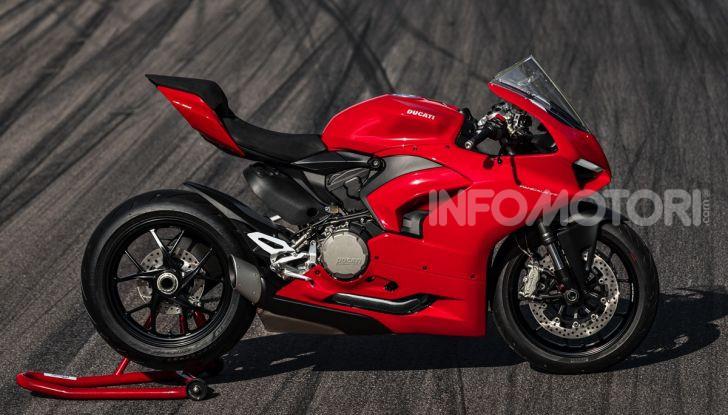 Ducati svela a Rimini tutte le novità moto del 2020 - Foto 10 di 57