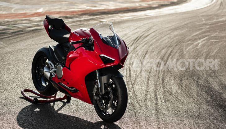 Ducati svela a Rimini tutte le novità moto del 2020 - Foto 11 di 57