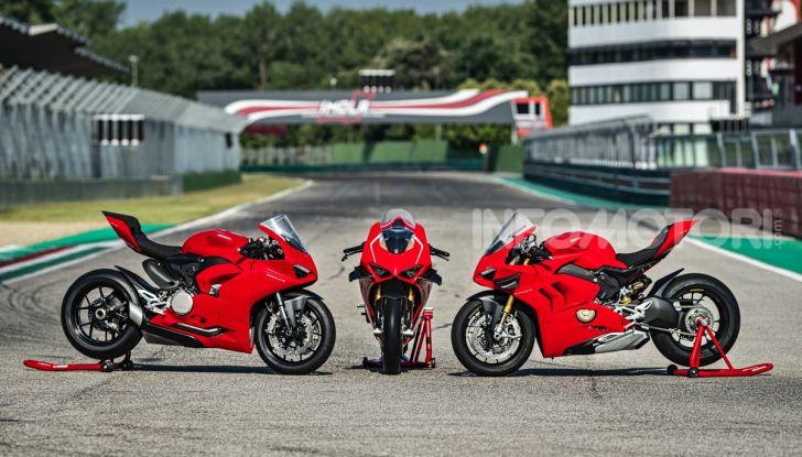 Ducati svela a Rimini tutte le novità moto del 2020 - Foto 1 di 57
