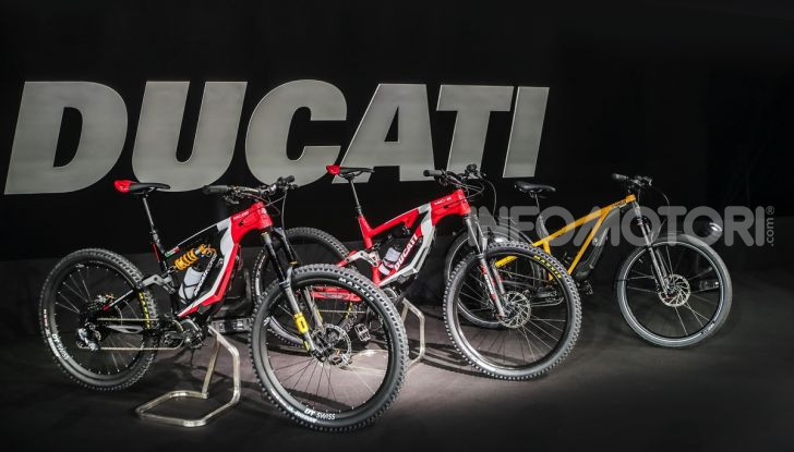 Ducati svela a Rimini tutte le novità moto del 2020 - Foto 26 di 57