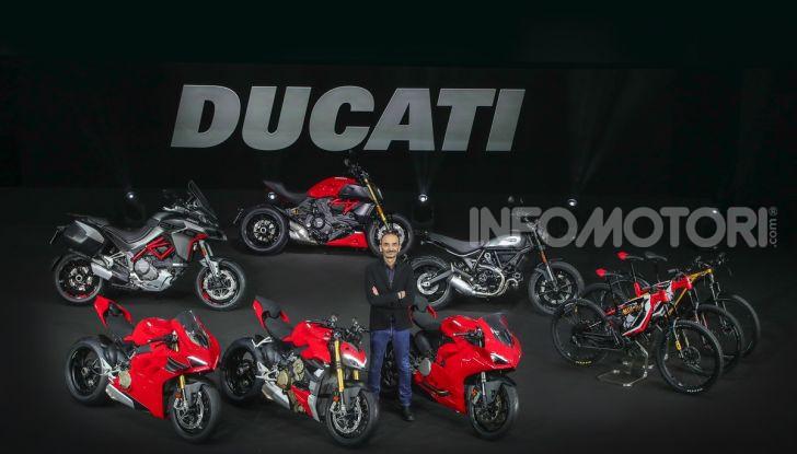 Ducati svela a Rimini tutte le novità moto del 2020 - Foto 27 di 57