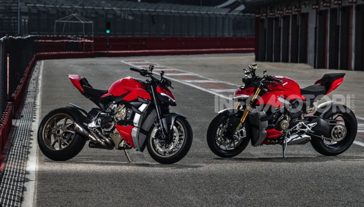 Ducati svela a Rimini tutte le novità moto del 2020 - Foto 28 di 57