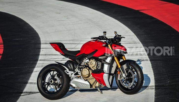 Ducati svela a Rimini tutte le novità moto del 2020 - Foto 33 di 57