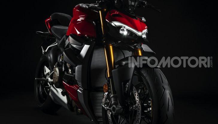 Ducati svela a Rimini tutte le novità moto del 2020 - Foto 50 di 57