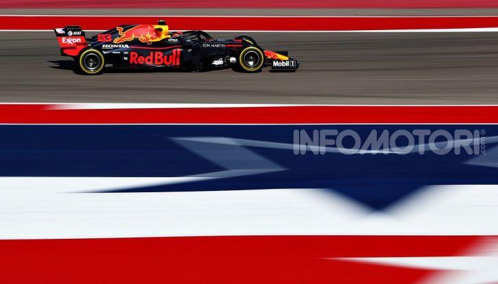 F1 2019, GP degli Stati Uniti: Hamilton si impone nelle libere di Austin davanti a Leclerc e Verstappen - Foto 7 di 9