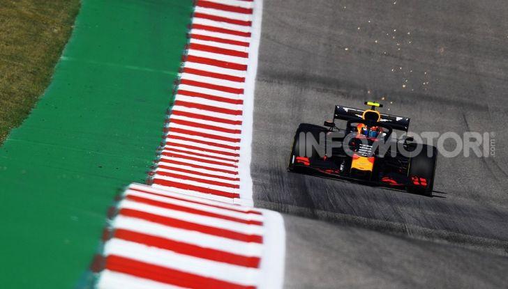 F1 2019, GP degli Stati Uniti: Hamilton si impone nelle libere di Austin davanti a Leclerc e Verstappen - Foto 8 di 9