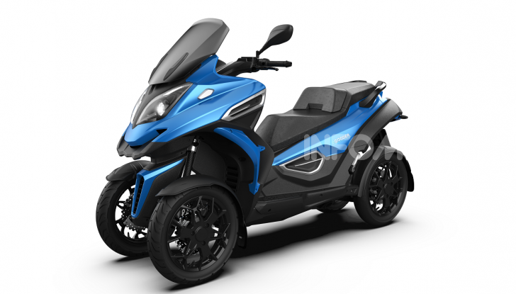 Eicma 2019: Quadro Vehicles pronta al lancio di sei nuovi modelli per il 2020 - Foto 1 di 6