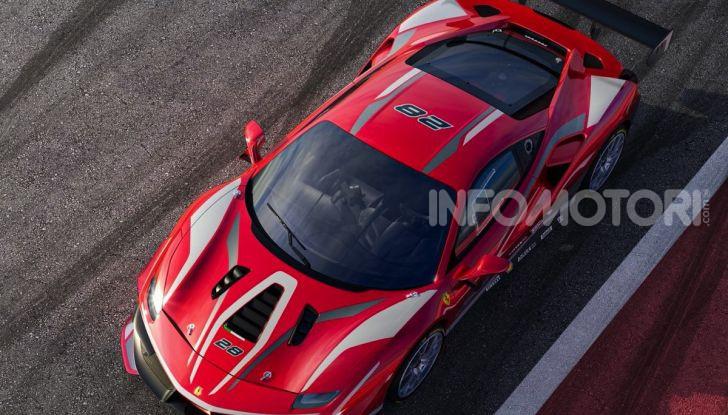 Ferrari488 Challenge Evo: da Maranello un nuovo bolide per la pista - Foto 2 di 5