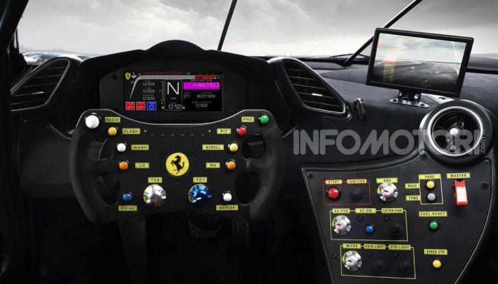 Ferrari488 Challenge Evo: da Maranello un nuovo bolide per la pista - Foto 4 di 5