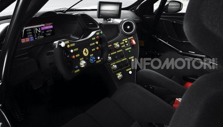 Ferrari488 Challenge Evo: da Maranello un nuovo bolide per la pista - Foto 5 di 5