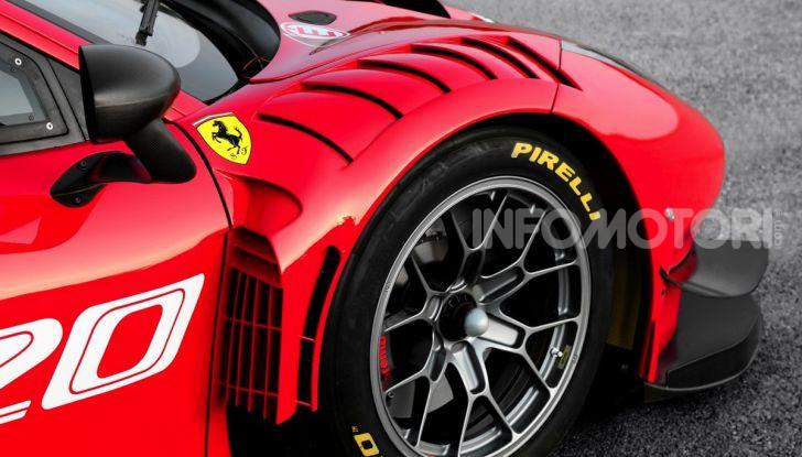 Ferrari 488 GT3 EVO 2020: potenza, affidabilità e prestazioni - Foto 9 di 11