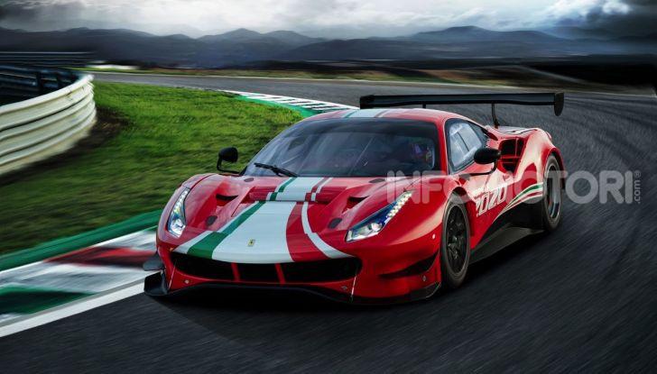 Ferrari 488 GT3 EVO 2020: potenza, affidabilità e prestazioni - Foto 3 di 11