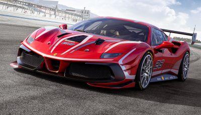 Ferrari488 Challenge Evo: da Maranello un nuovo bolide per la pista