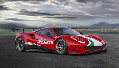 Ferrari 488 GT3 EVO 2020: potenza, affidabilità e prestazioni