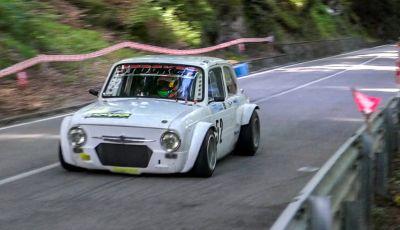 """Fiat 850 con motore di una Kawasaki Ninja ZX-12R, il """"folle"""" progetto"""