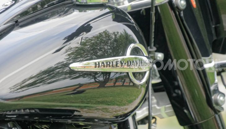 Prova Harley-Davidson Heritage Classic 114, la softail touring? - Foto 9 di 54