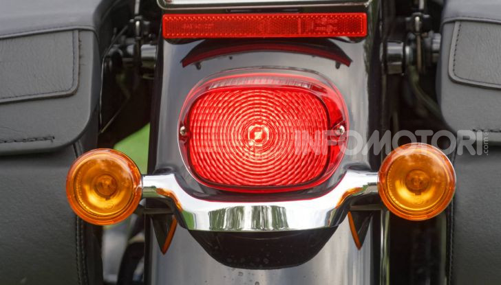 Prova Harley-Davidson Heritage Classic 114, la softail touring? - Foto 11 di 54