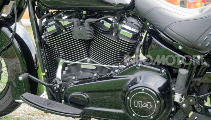 Prova Harley-Davidson Heritage Classic 114, la softail touring? - Foto 14 di 54