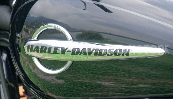 Prova Harley-Davidson Heritage Classic 114, la softail touring? - Foto 17 di 54