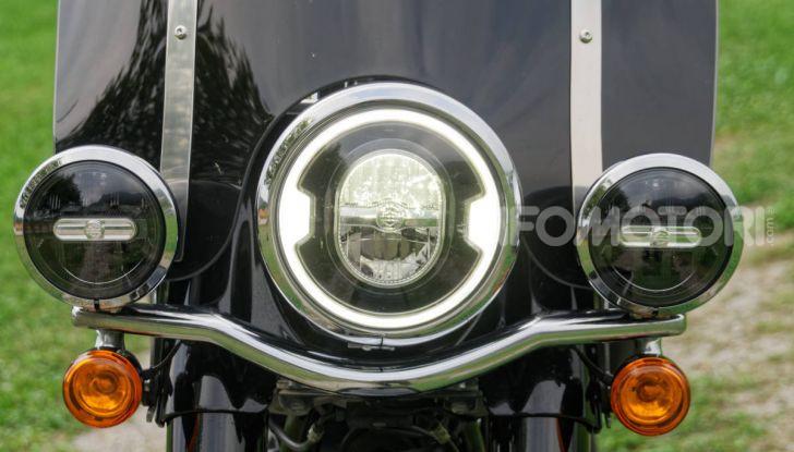 Prova Harley-Davidson Heritage Classic 114, la softail touring? - Foto 21 di 54