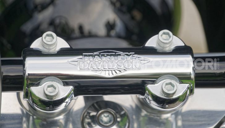 Prova Harley-Davidson Heritage Classic 114, la softail touring? - Foto 27 di 54