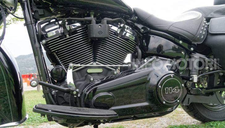 Prova Harley-Davidson Heritage Classic 114, la softail touring? - Foto 35 di 54