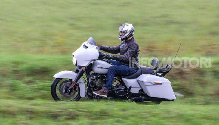 Prova gamma Touring 2020 Harley-Davidson: tecnologia e tradizione! - Foto 3 di 84