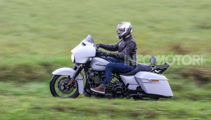 Prova gamma Touring 2020 Harley-Davidson: tecnologia e tradizione! - Foto 4 di 84