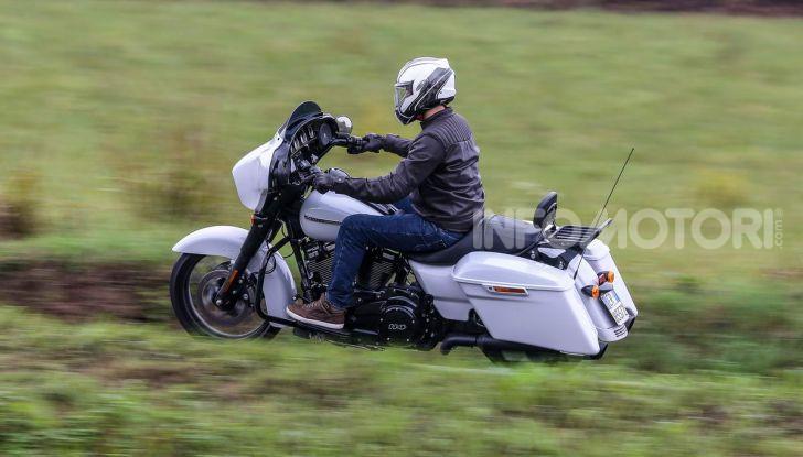 Prova gamma Touring 2020 Harley-Davidson: tecnologia e tradizione! - Foto 6 di 84