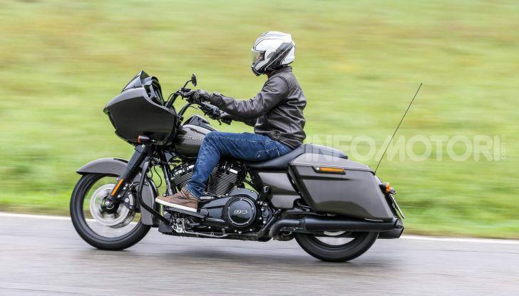 Prova gamma Touring 2020 Harley-Davidson: tecnologia e tradizione! - Foto 9 di 84