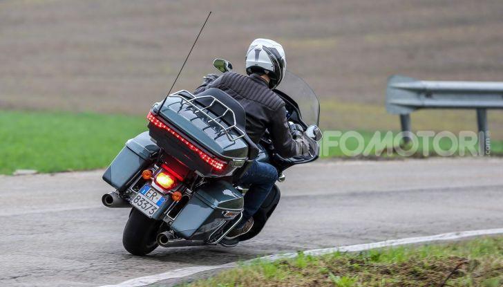 Prova gamma Touring 2020 Harley-Davidson: tecnologia e tradizione! - Foto 15 di 84