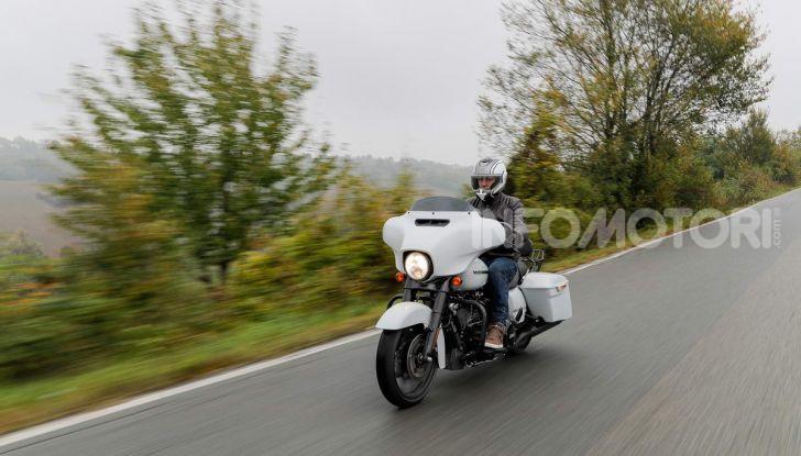 Prova gamma Touring 2020 Harley-Davidson: tecnologia e tradizione! - Foto 34 di 84