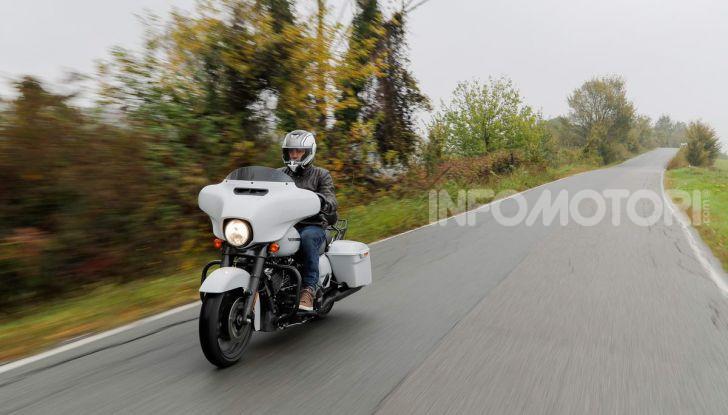 Prova gamma Touring 2020 Harley-Davidson: tecnologia e tradizione! - Foto 35 di 84