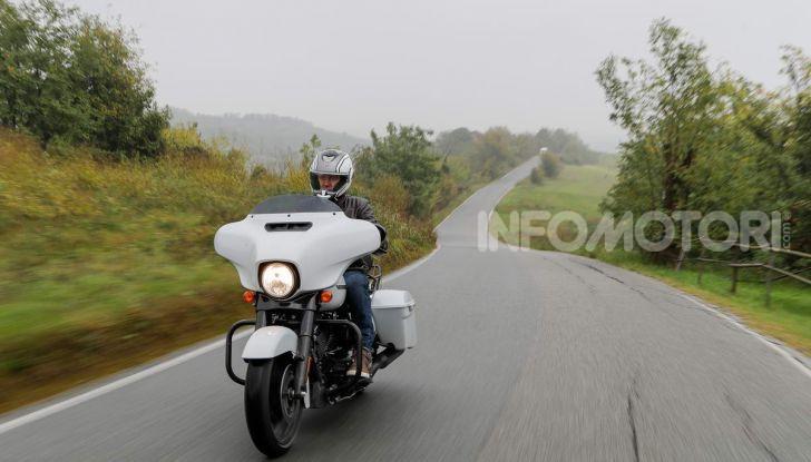 Prova gamma Touring 2020 Harley-Davidson: tecnologia e tradizione! - Foto 36 di 84