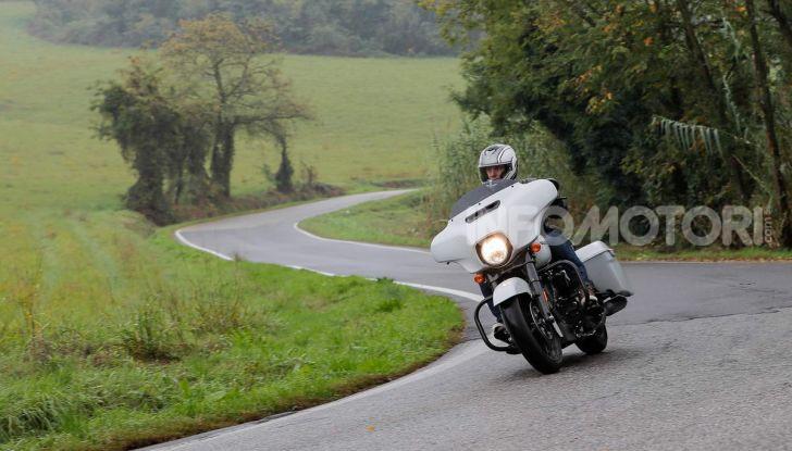 Prova gamma Touring 2020 Harley-Davidson: tecnologia e tradizione! - Foto 40 di 84
