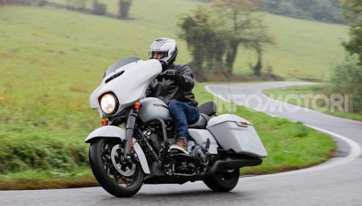 Prova gamma Touring 2020 Harley-Davidson: tecnologia e tradizione! - Foto 1 di 84