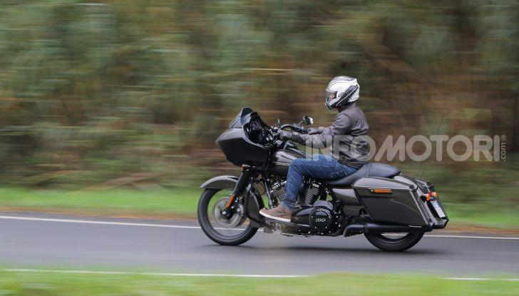 Prova gamma Touring 2020 Harley-Davidson: tecnologia e tradizione! - Foto 44 di 84