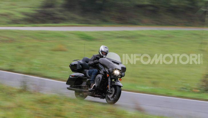 Prova gamma Touring 2020 Harley-Davidson: tecnologia e tradizione! - Foto 45 di 84