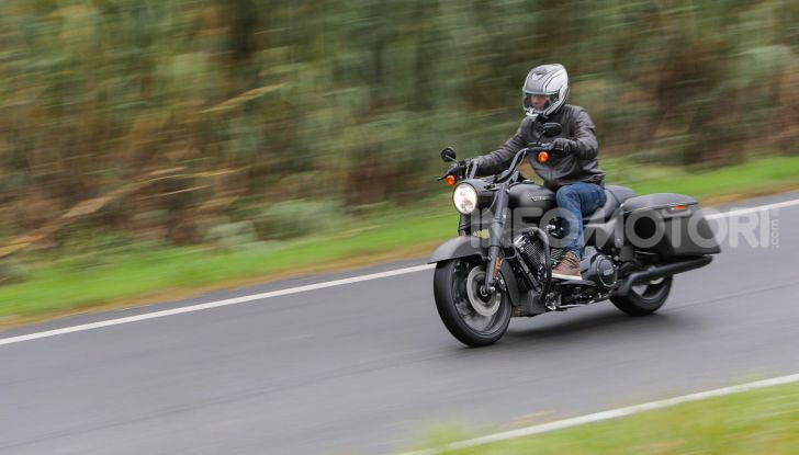 Prova gamma Touring 2020 Harley-Davidson: tecnologia e tradizione! - Foto 47 di 84