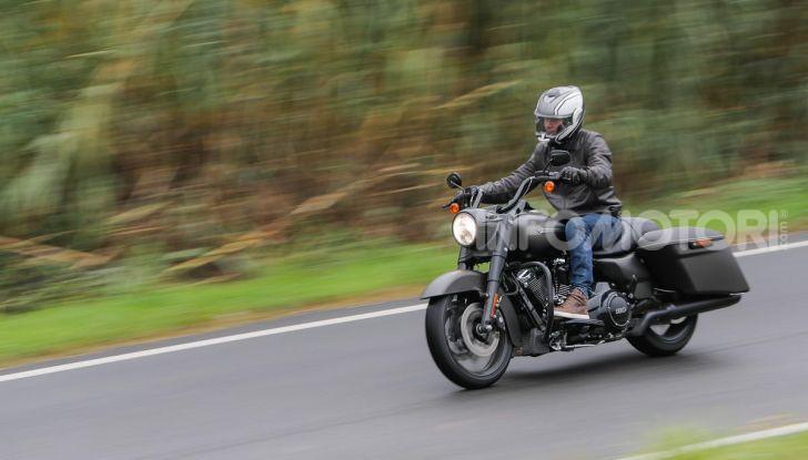 Prova gamma Touring 2020 Harley-Davidson: tecnologia e tradizione! - Foto 48 di 84