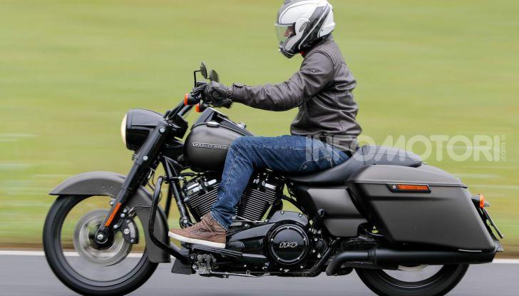 Prova gamma Touring 2020 Harley-Davidson: tecnologia e tradizione! - Foto 49 di 84