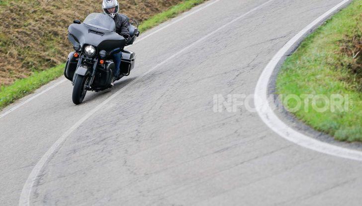 Prova gamma Touring 2020 Harley-Davidson: tecnologia e tradizione! - Foto 52 di 84