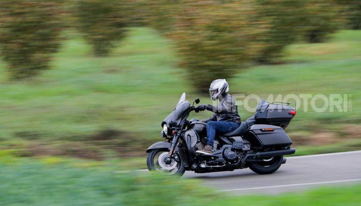 Prova gamma Touring 2020 Harley-Davidson: tecnologia e tradizione! - Foto 57 di 84