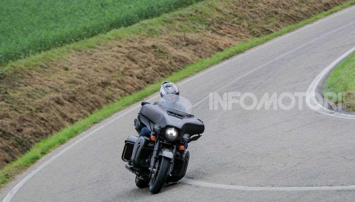 Prova gamma Touring 2020 Harley-Davidson: tecnologia e tradizione! - Foto 59 di 84