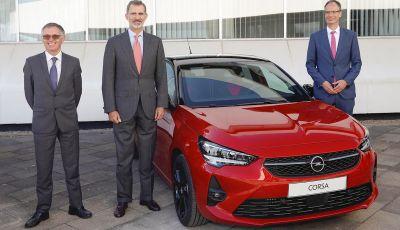 Opel Corsa: al via la produzione della sesta generazione