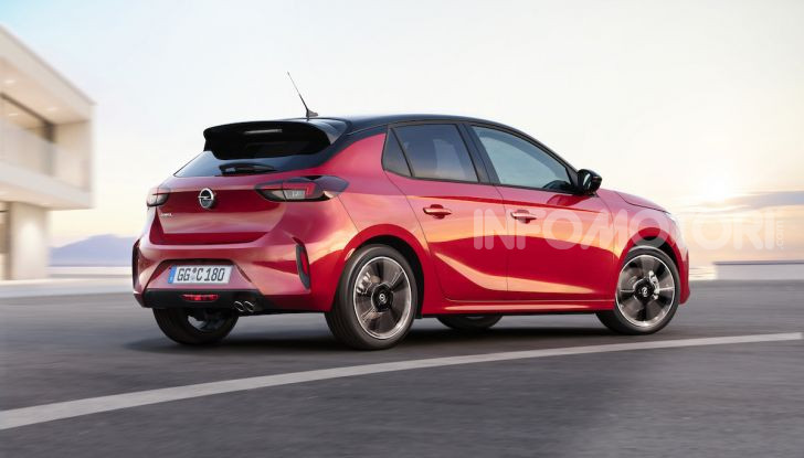 Opel Corsa: al via la produzione della sesta generazione - Foto 5 di 5