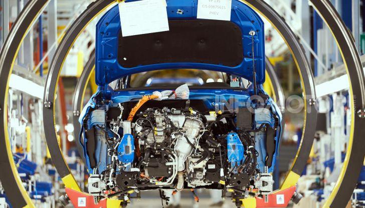 """FCA, prodotti a Melfi i modelli """"green"""" di Jeep Renegade e Compass - Foto 11 di 20"""